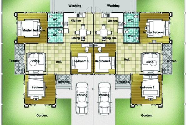 บ้านแฝด 10 เมตร02