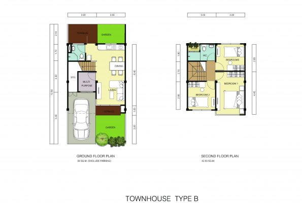 TOWNHOUSE TYPE B -new