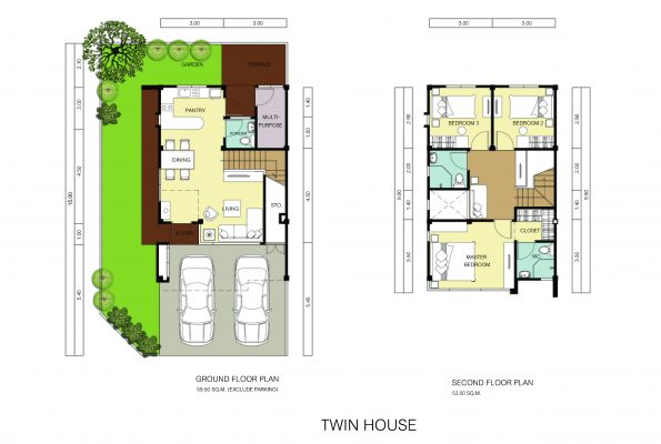 TWIN HOUSE-new